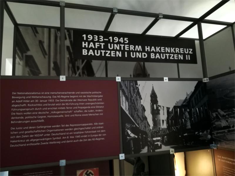 Ausstellungseröffnung Haft Unterm Hakenkreuz Bautzen I Und