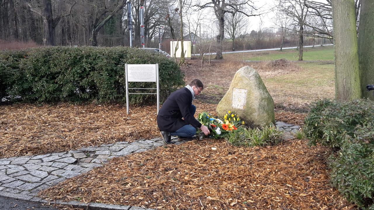 Holocaust Gedenktag In Bautzen Gedenkstätte Bautzen Stiftung