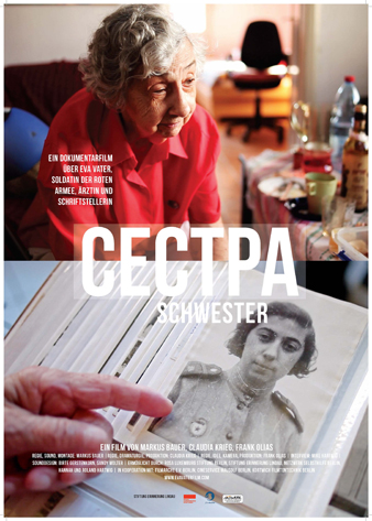Filmplakat Schwester CECTPA