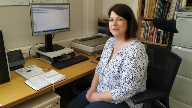 Katharina Seidlitz verstärkt Team der Dokumentationsstelle Dresden
