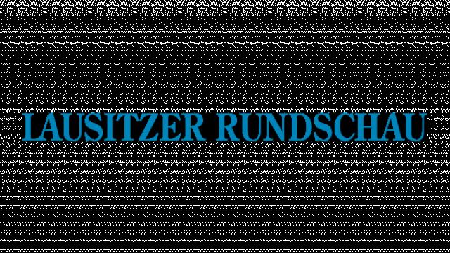 Presselogo Lausitzer Rundschau
