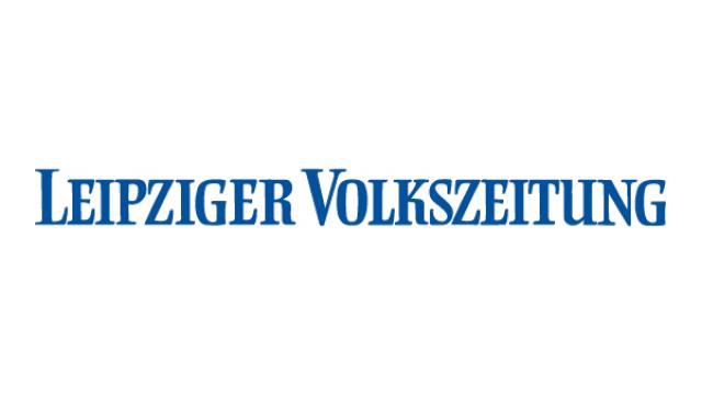 Presselogo Leipziger Volkszeitung (LVZ)