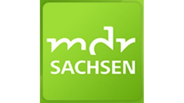 Presselogo MDR Sachsen