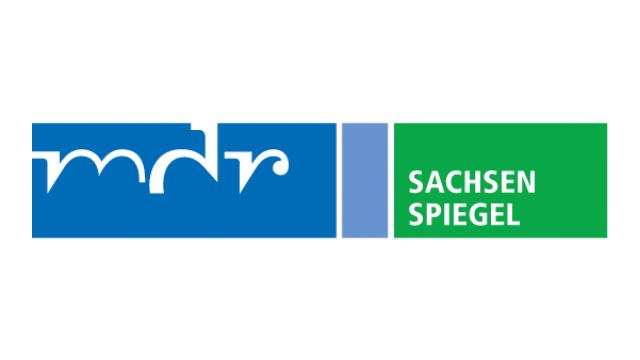 Presselogo MDR SACHSENSPIEGEL