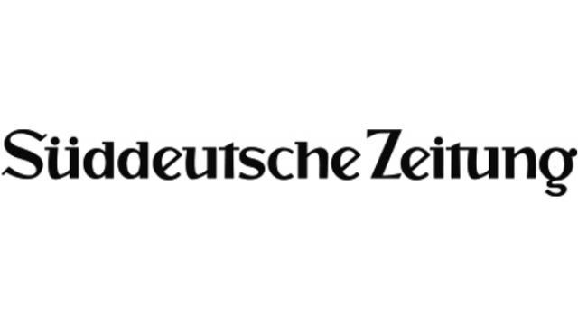 Presselogo Süddeutsche Zeitung