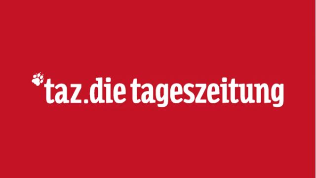 Presselogo taz.de
