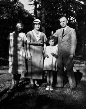 Fritz Matschke (Chemnitz) war Gefangener im KZ Sachsenburg, später starb er im KZ Dachau, Privatbesitz