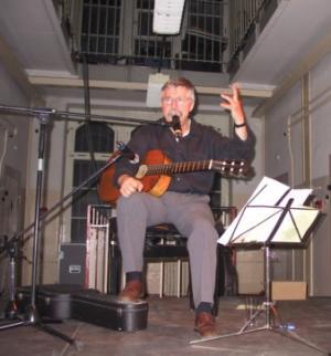 Konzert mit Wolf Biermann im Rahmen des 25. Bautzen-Forums