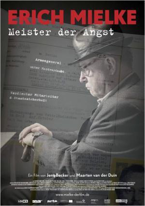 Filmplakat Meister der Angst