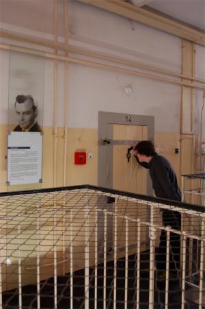 FSJ Politik in der Gedenkstätte Bautzen