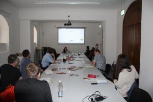 """Arbeitstreffen """"Dokumentation – Auskünfte – Schicksalsklärung"""" der Stiftung Sächsische Gedenkstätten in Dresden"""