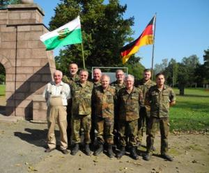 Reservisten der Reservistenkameradschaft Achim e.V.