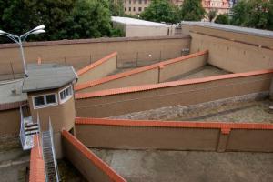 Freigang-Höfe Gefängnis Bautzen
