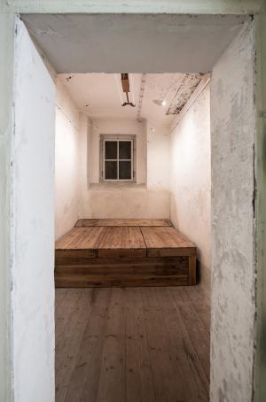 Zelle im sowjetischen Haftkeller (Foto: Tichy fotography)